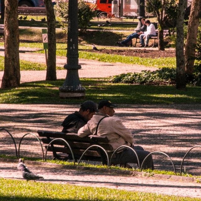Praça Santos Andrade - Curitiba